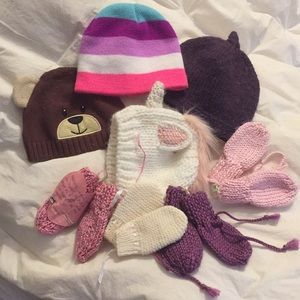 Other - Infant Winter Accessories Lot